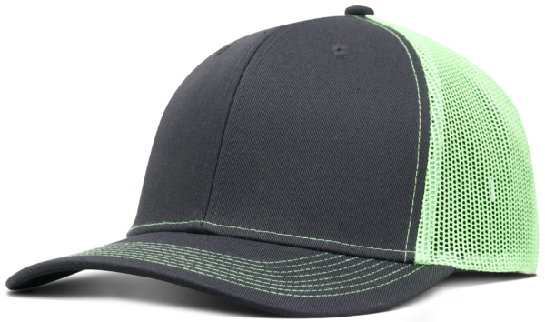Dark Gray/Neon Green